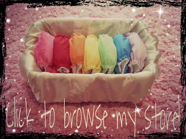 Lulu's Fluffy Rainbow