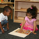 LePort Montessori Preschool Toddler Program Huntington Pier - team work