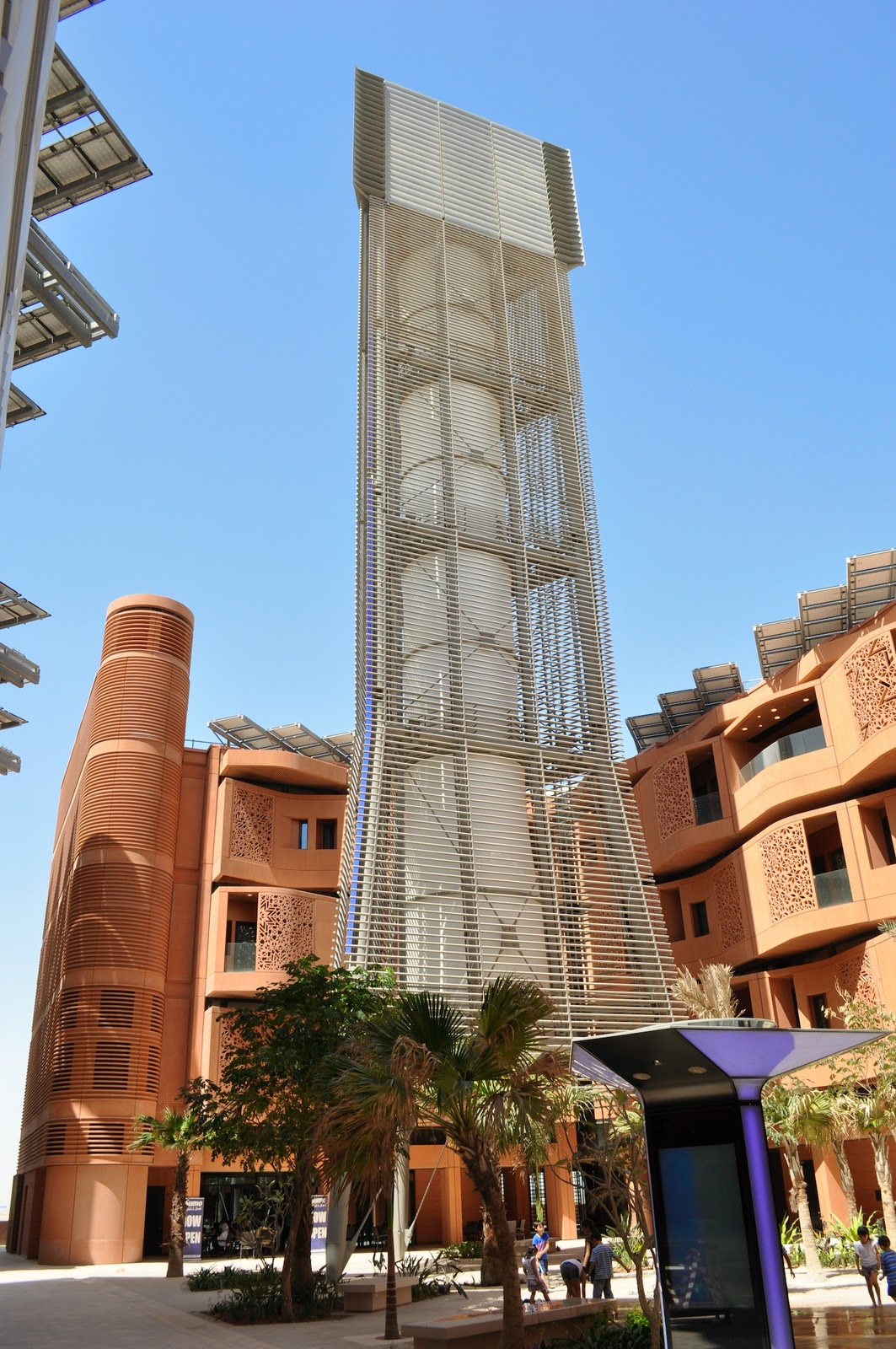 Masdar City The City Of The Future By Mohamed Al Meqbali