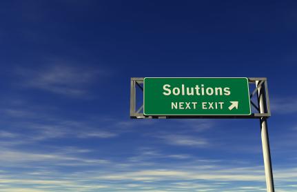 Creare il problema e poi offrire la soluzione