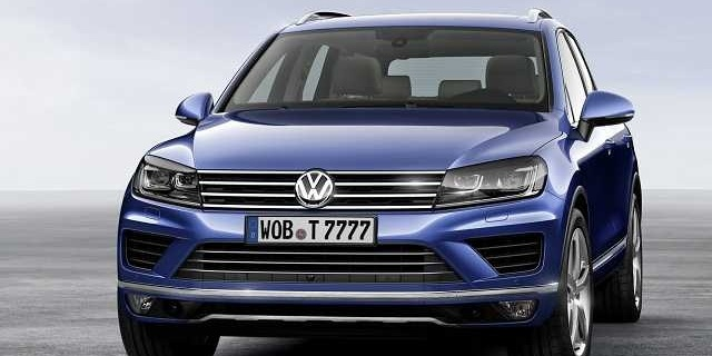 2018 Volkswagen Touareg Redesign Exterior And Interior Release Date Car Review Specs