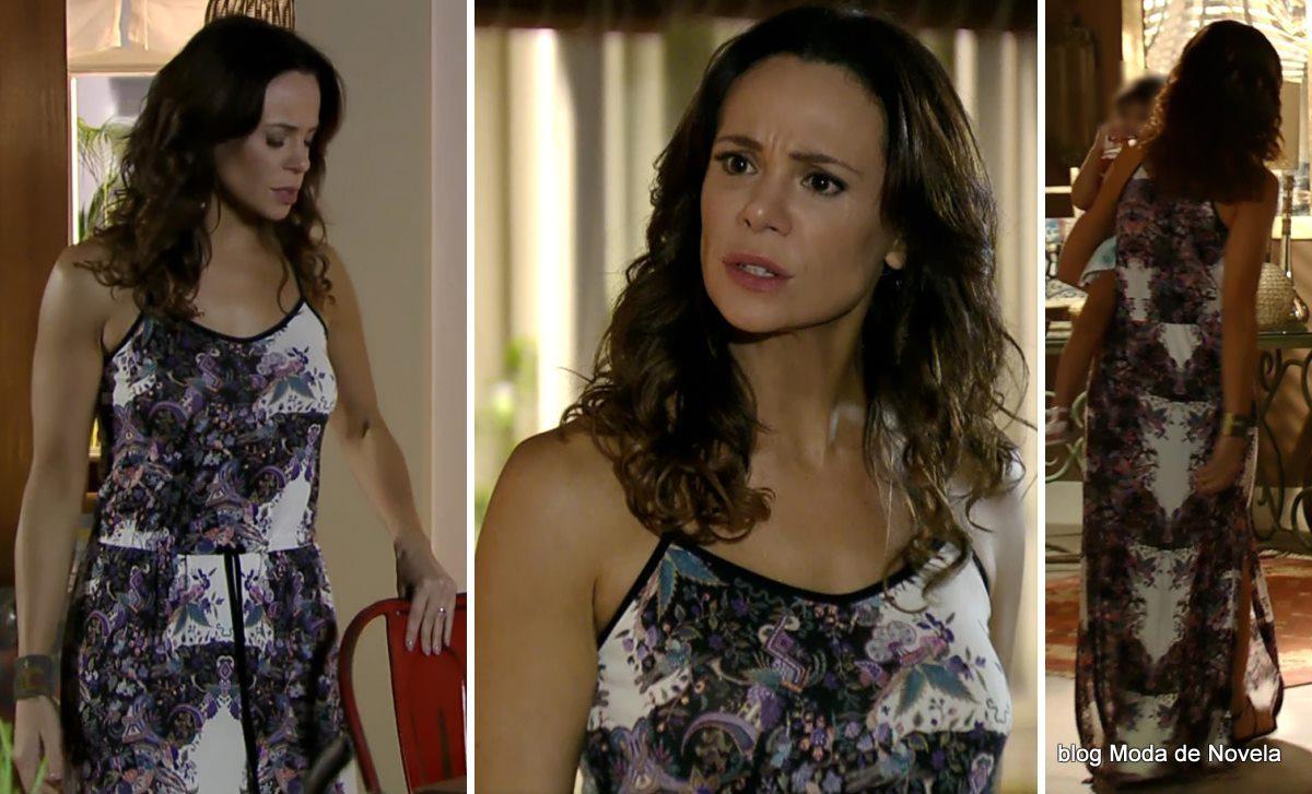 moda da novela Em Família - look da Juliana dia 5 de maio