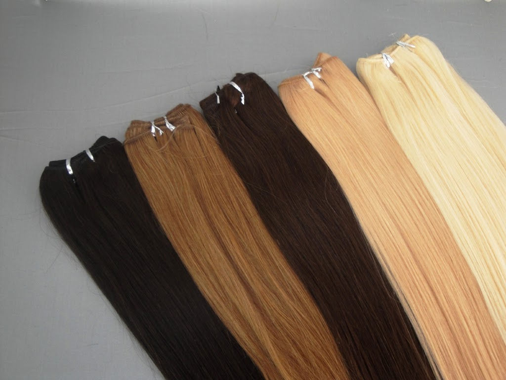 Extensiones cortina pelo natural 25gr y 55cm ebay - Extensiones de pelo natural cortinas ...