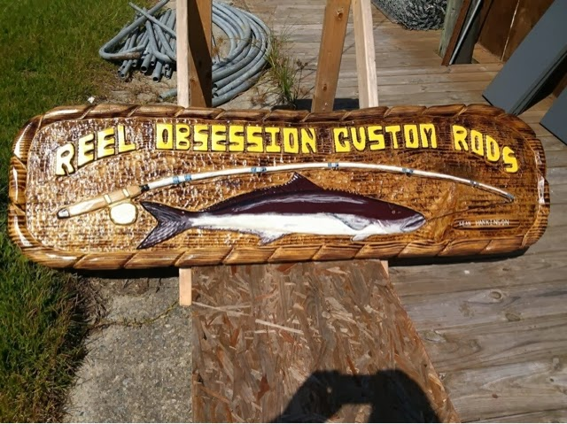 Rock solid fishing and the cobia hammer is born for Rock solid fishing