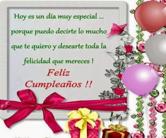 Felicitaciones de cumpleaños para compañeros