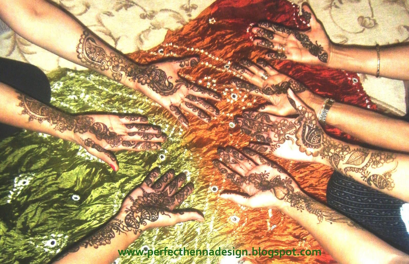 Professional Henna Artist