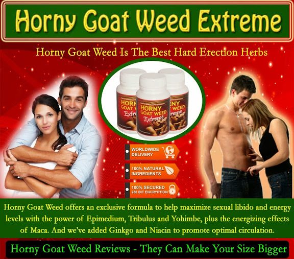 Does horny goat weed make you horny