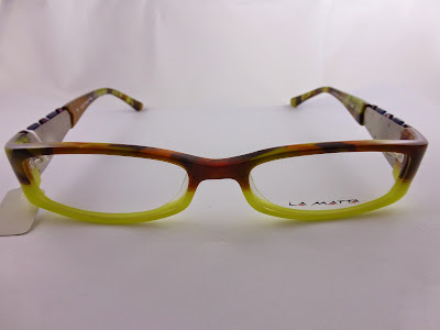 Glasses With Yellow Frame : LA MATTA Fashion eyeglasses frame,Brown & Yellow frame ...