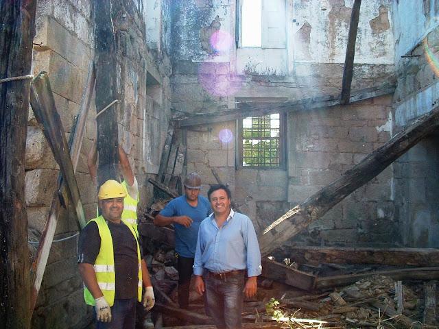 Convento de Ferreirim disponibiliza centro interpretativo aos visitantes
