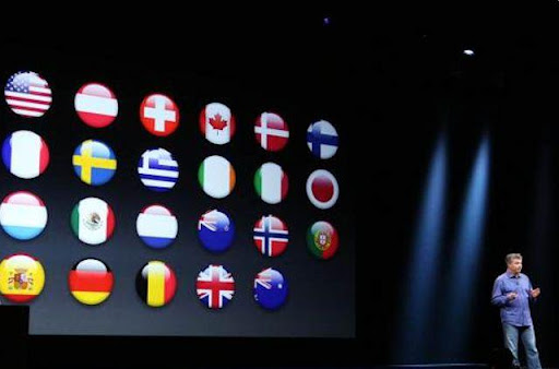 iPhone 5 release country