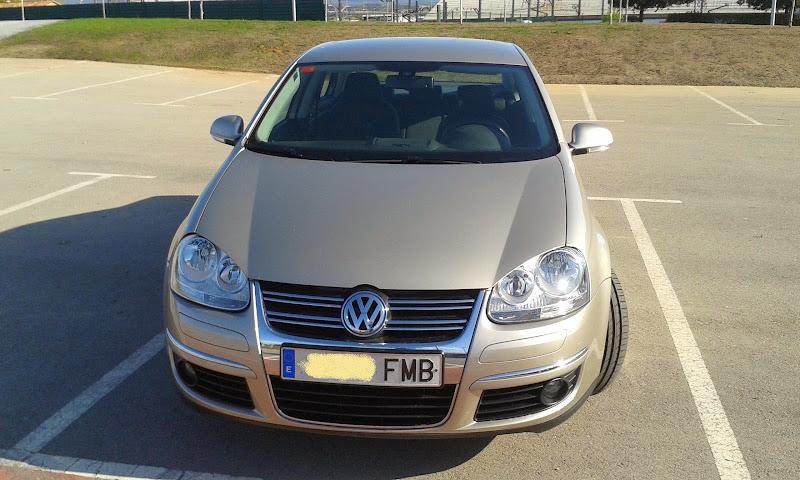 Saludillos desde Martorell (BARCELONA) VW Jetta 1.6 FSI 115cv SportLine 2007 20140325_092149