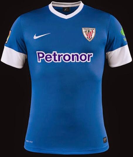 Athletic bilbao away shirt