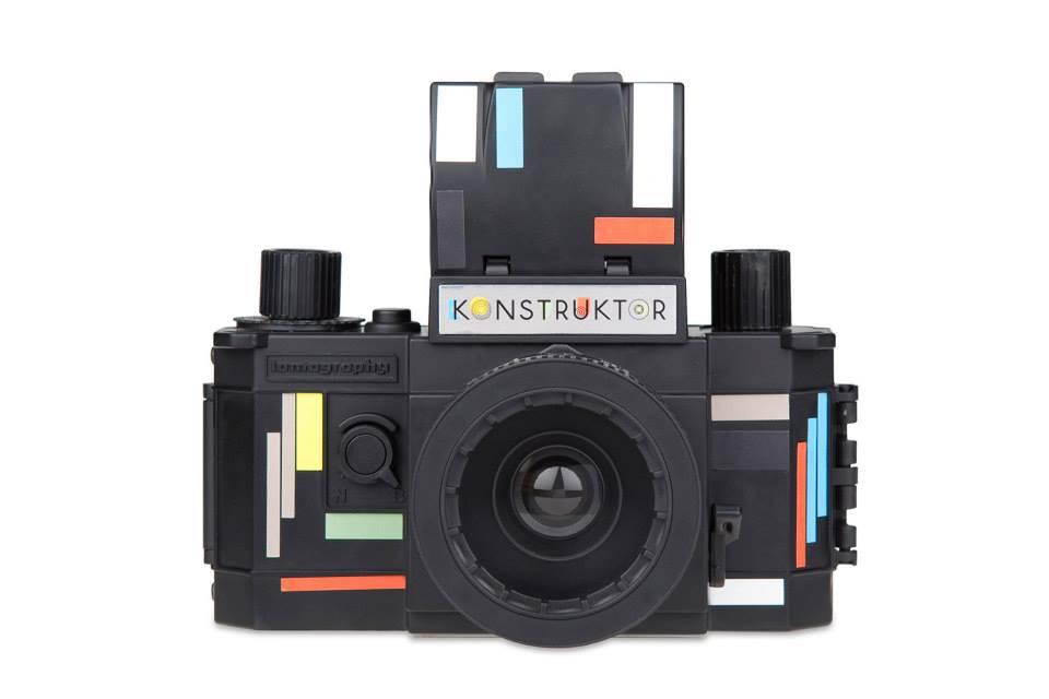 *DIY相機全新登場:自己動手組裝屬於你的Konstruktor! 4