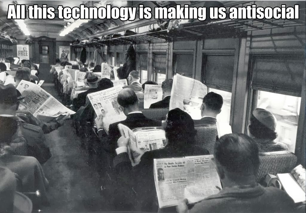 Youtube/funny vids/funny pics page - Page 2 All+this+technology+is+making+us+antisocial