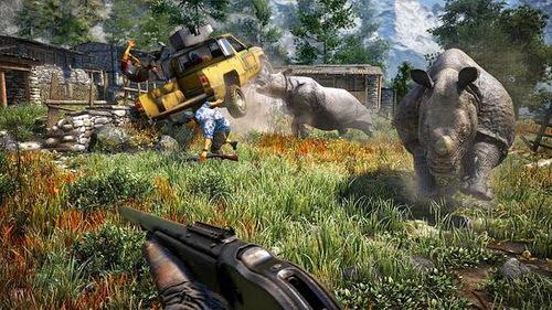 Xem những pha gameplay co-op mới nhất của Far Cry 4
