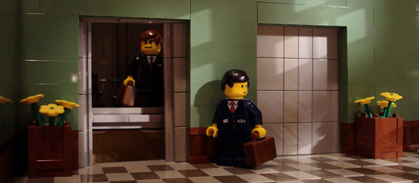 15 Famous Movie Scenes Recreated in Lego 10