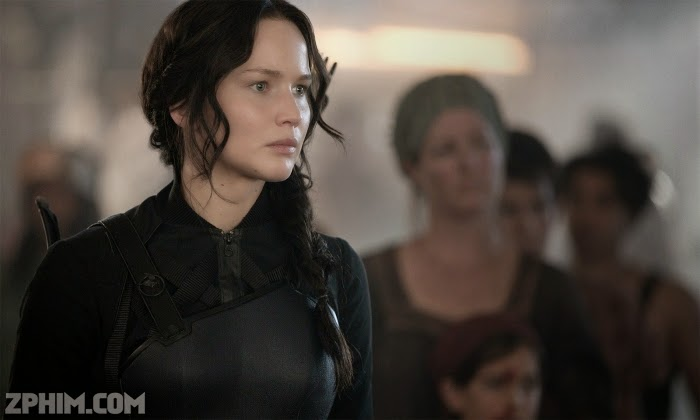 Ảnh trong phim Đấu Trường Sinh Tử 3: Húng Nhại Phần 1 - The Hunger Games: Mockingjay Part 1 6