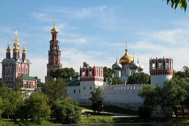 Convento di Novodevichy
