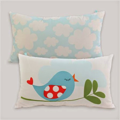 Mr Fox Little Birds bedding