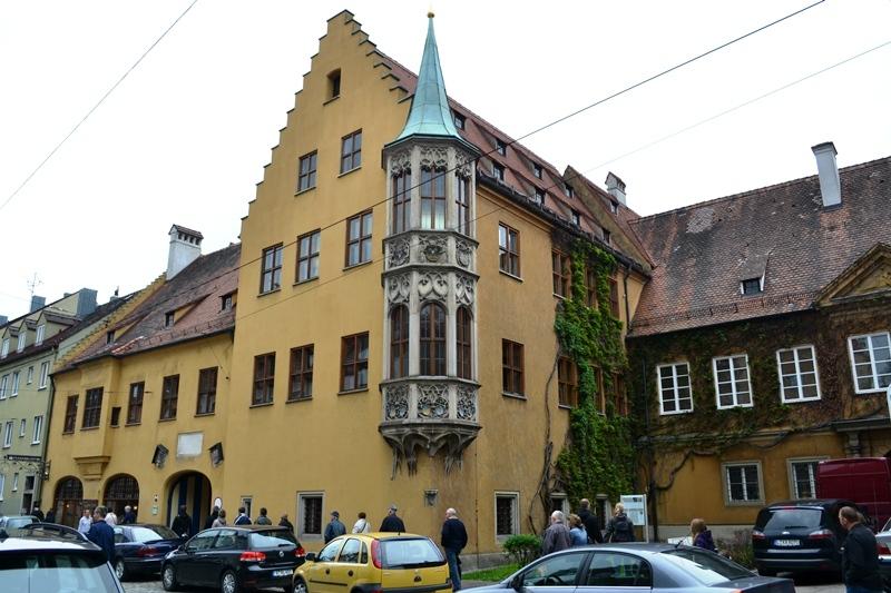 Боденская романтика (Линдау, Брегенц, Констанц, Майнау), Ульм, Аугсбург, Мюнхен