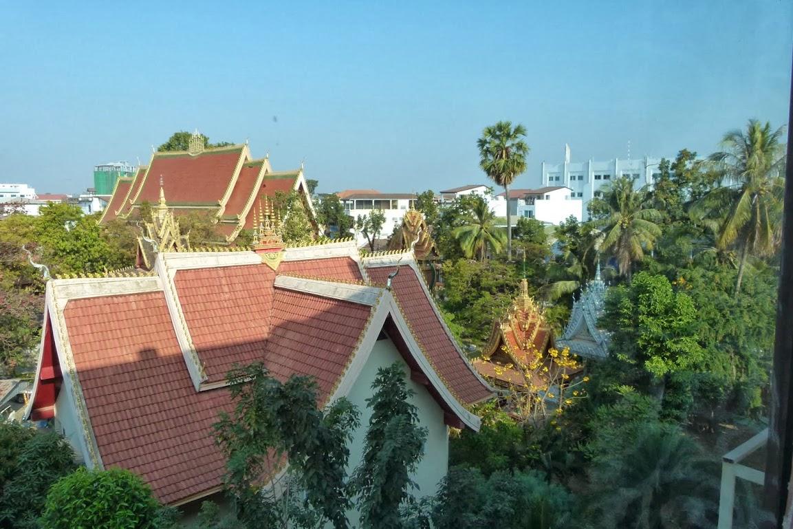 Vientiane window
