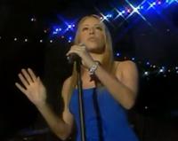 【MV】玛丽亚·凯莉演唱的美国国歌