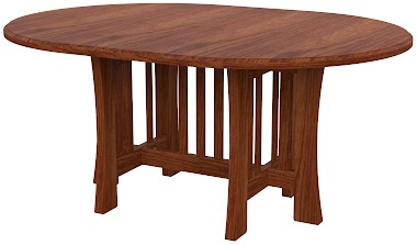 Craftstman Round Conference Table