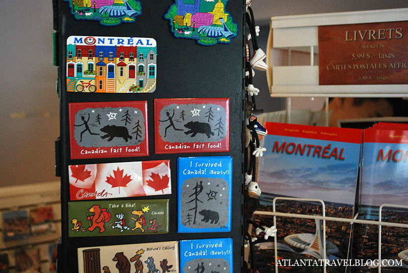 Монреаль: Олимпийский стадион и башня