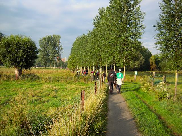 """12 août 2011: 42ème édition des 100km de la """"Dodentocht"""" DSCN5716"""
