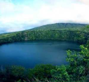 Tolire Lake, And The Legendary Tales