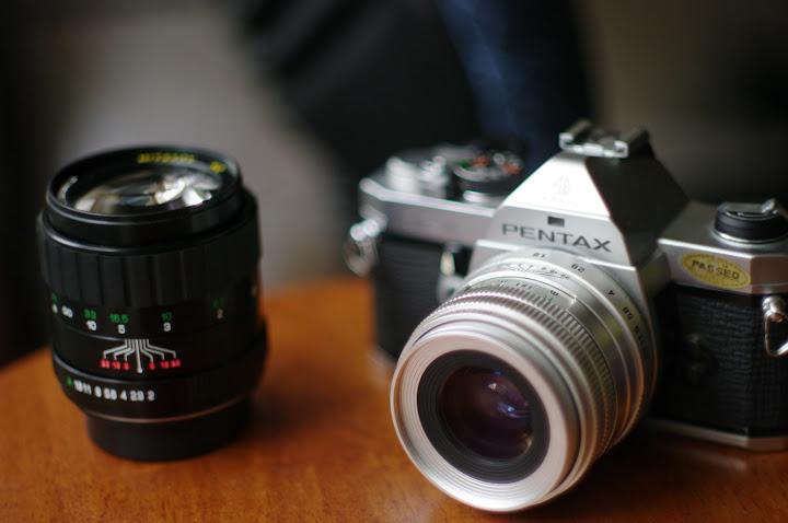瀋陽中一光學 Mitakon 的手動 2/85mm及 1.9/35mm