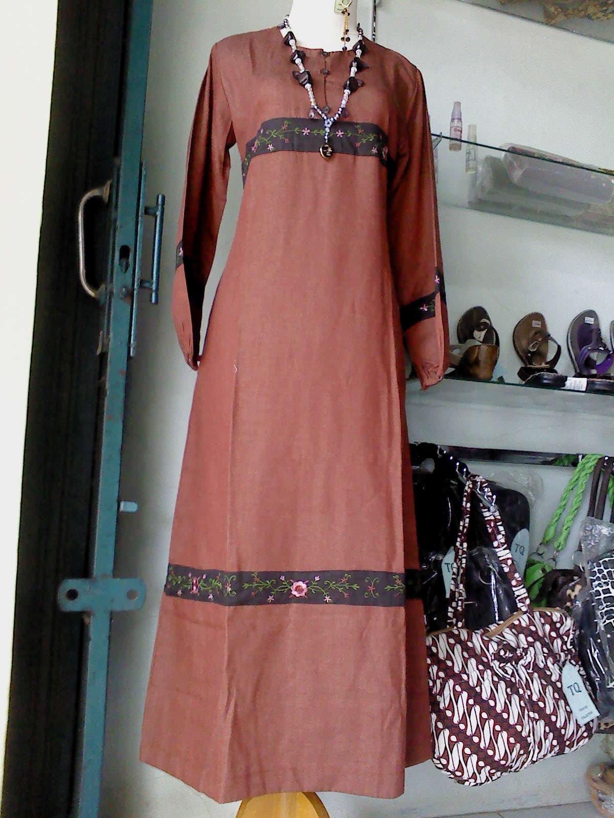 Toko Butik Online Indonesia Baju Gamis Wanita
