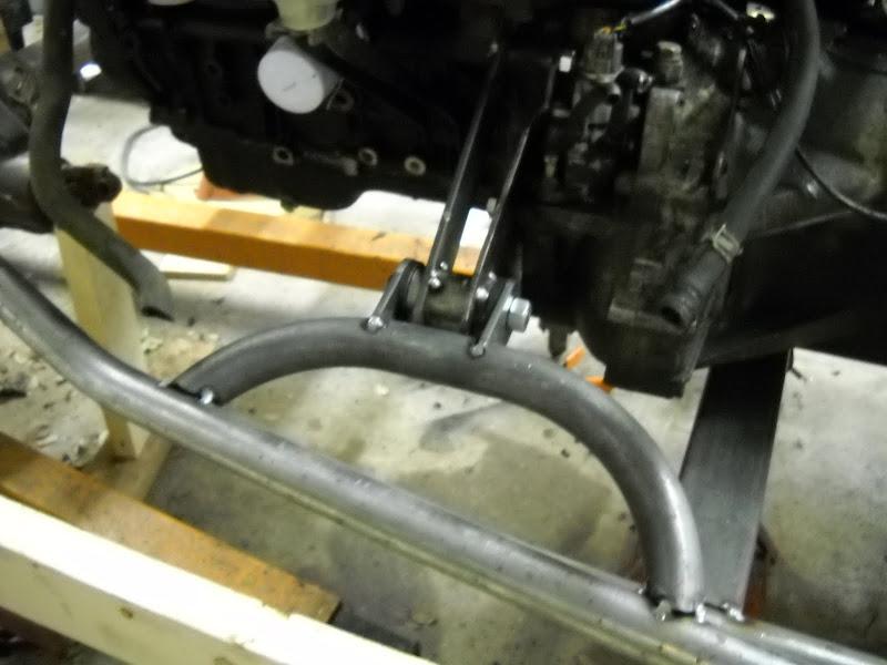Nadine, the rear engine Honda buggy - Texas 4x4 Forum