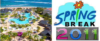 Spring Break Vacation Deals of 2011