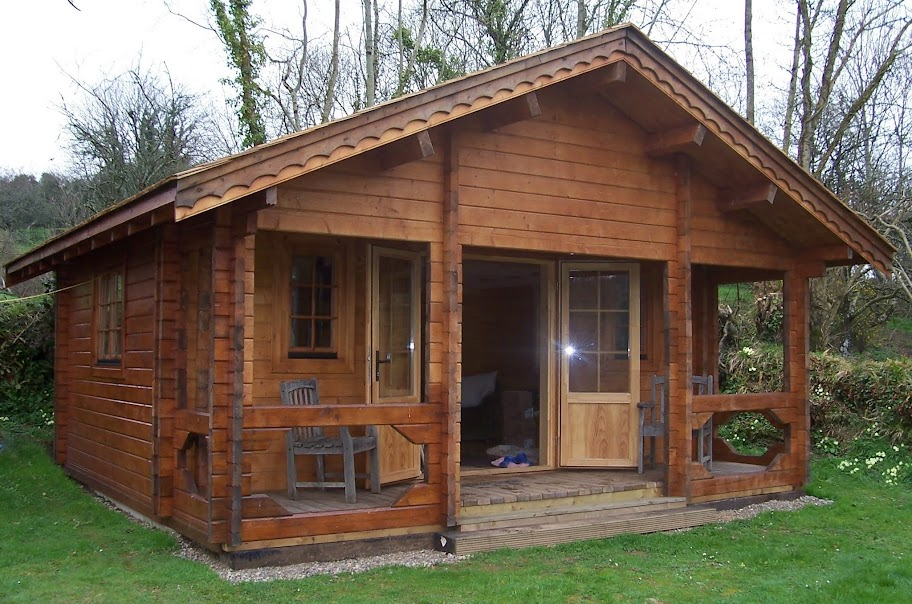 Do It Yourself Log Cabin Kit Ideas And Photos