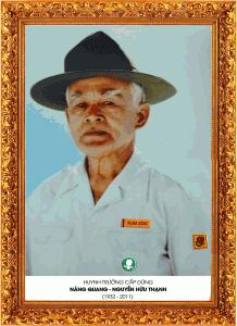 Thông tư về Tang lễ Cố Huynh Trưởng Năng Quang – NGUYỄN HỮU THẠNH