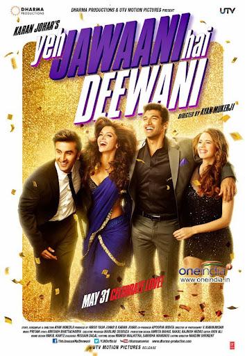 Yeh Jawaani Hai Deewani - Tuổi trẻ rực lửa