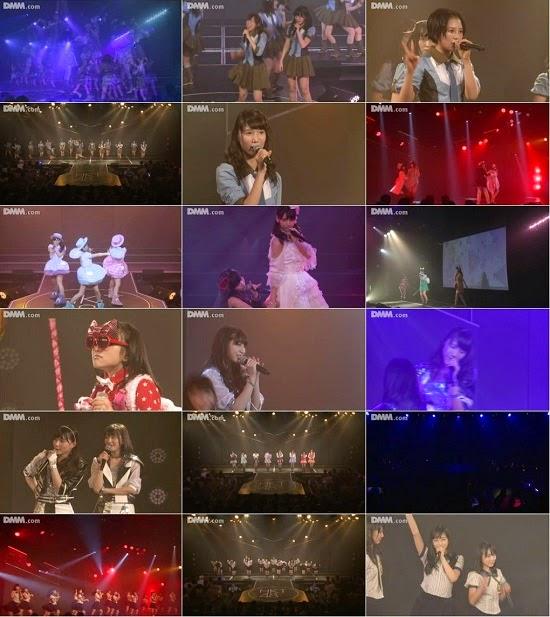 "(LIVE)(公演) HKT48 チームH ""最終ベルが鳴る"" 公演 141109"
