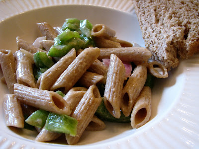 creole-spiced pasta