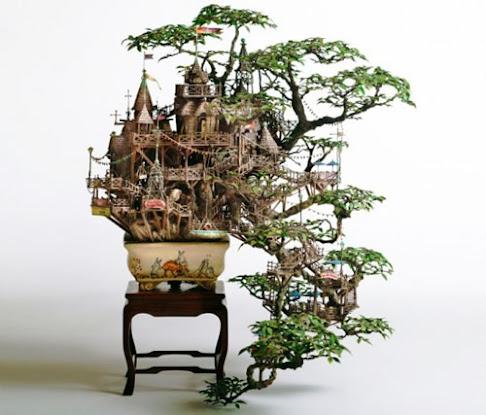 Bonzai-tree-castle-by-Takanori-Aiba 1