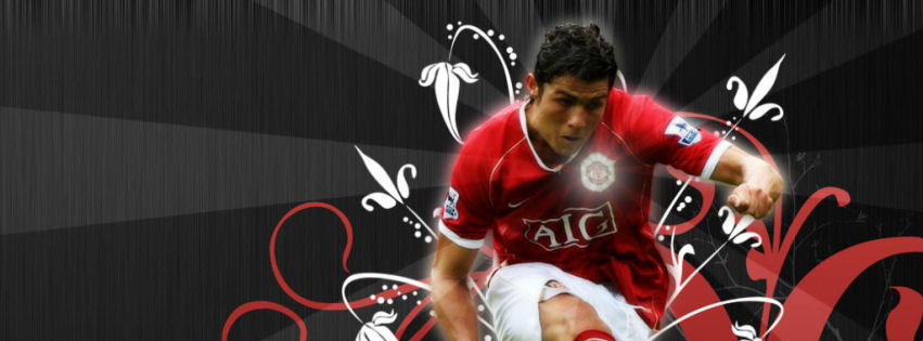 Cristiano Ronaldo Portugal team facebook cover