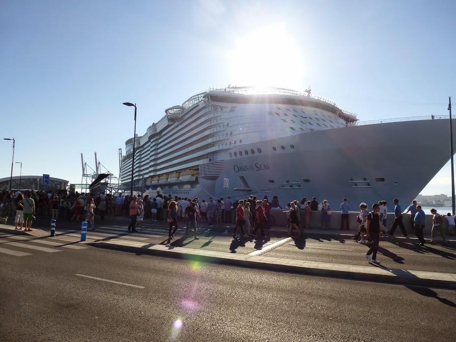 Oasis of the Seas круиз из