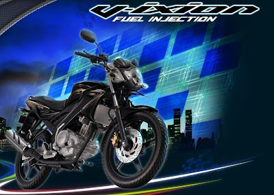 Yamaha Vixion Sepeda Motor Injeksi