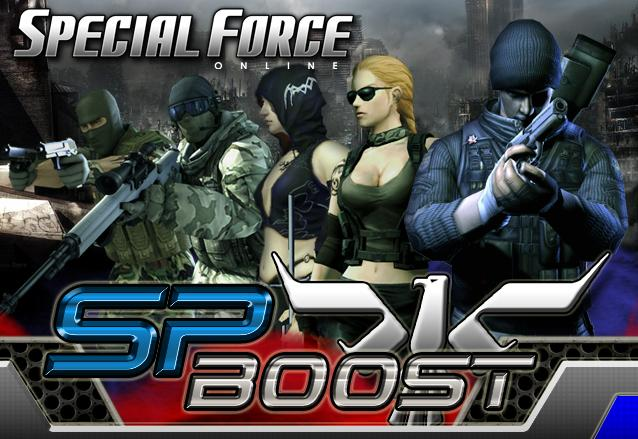 special force sp boost
