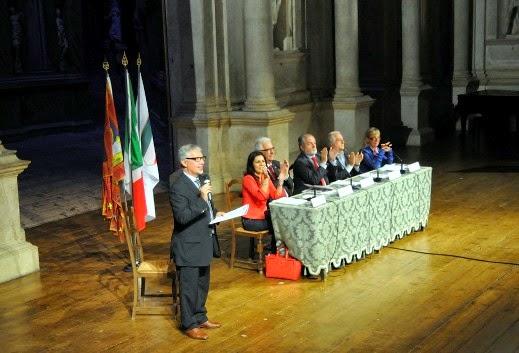 """Binomio """"Sport e Scuola"""" a confronto al Teatro Olimpico di Vicenza"""