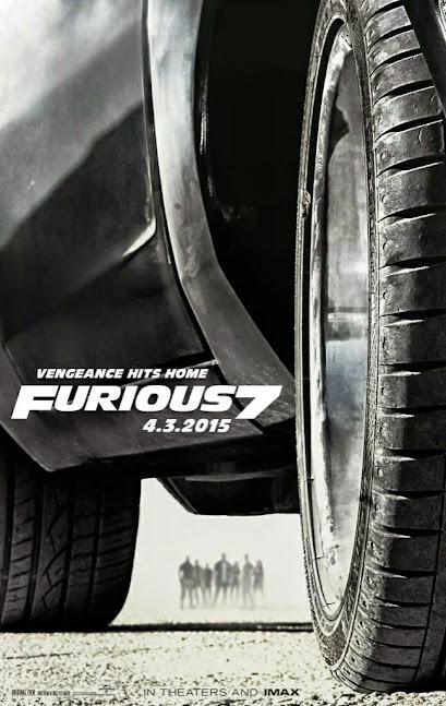 Μαχητές των Δρόμων 7 (Fast and Furious 7) Poster