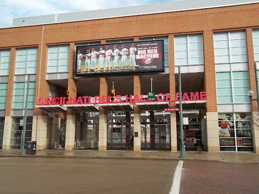 Cincinnati Reds Hall of Fame & Museum, 100 Joe Nuxhall Way, Cincinnati, OH 45202, United States