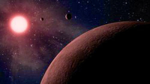 Discovery Of Three Smallest Exoplanets