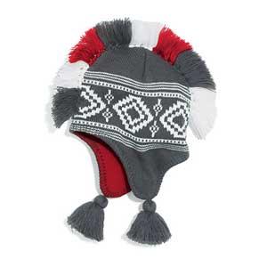 Boys Mohawk Hat
