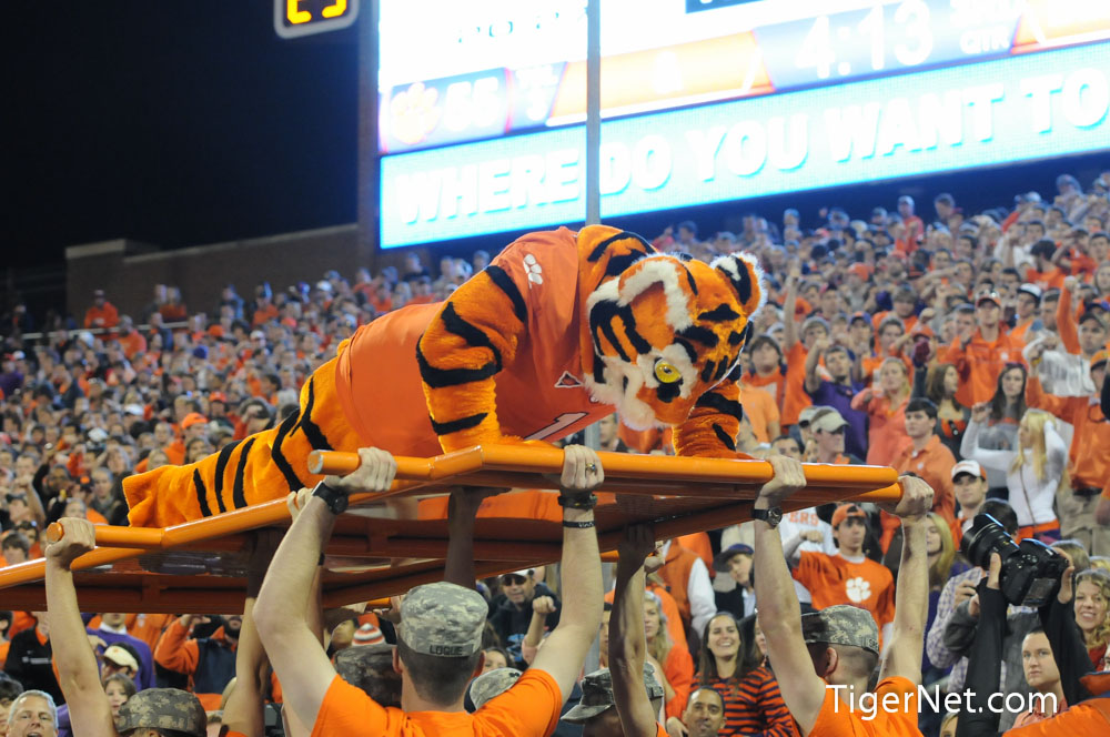 Clemson vs. NC State Photos - 2012, Football, NC State, The Tiger